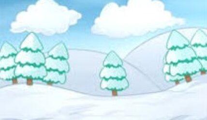 Детские рисунки карандашом: как рисовать зимние картинки, даже если ничего об этом не знаешь