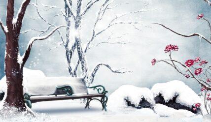 Зимний пейзаж 2020: фото и картинки, поэтапный мастер-класс рисунков своими руками
